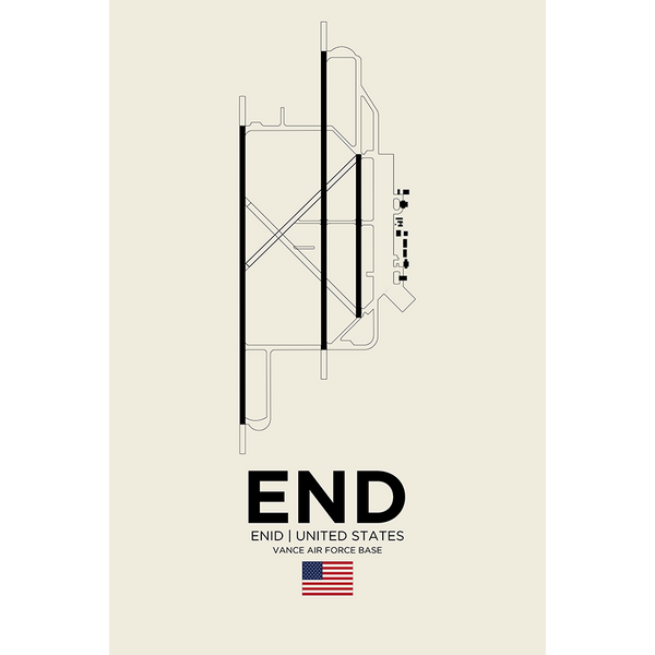 END | VANCE AFB