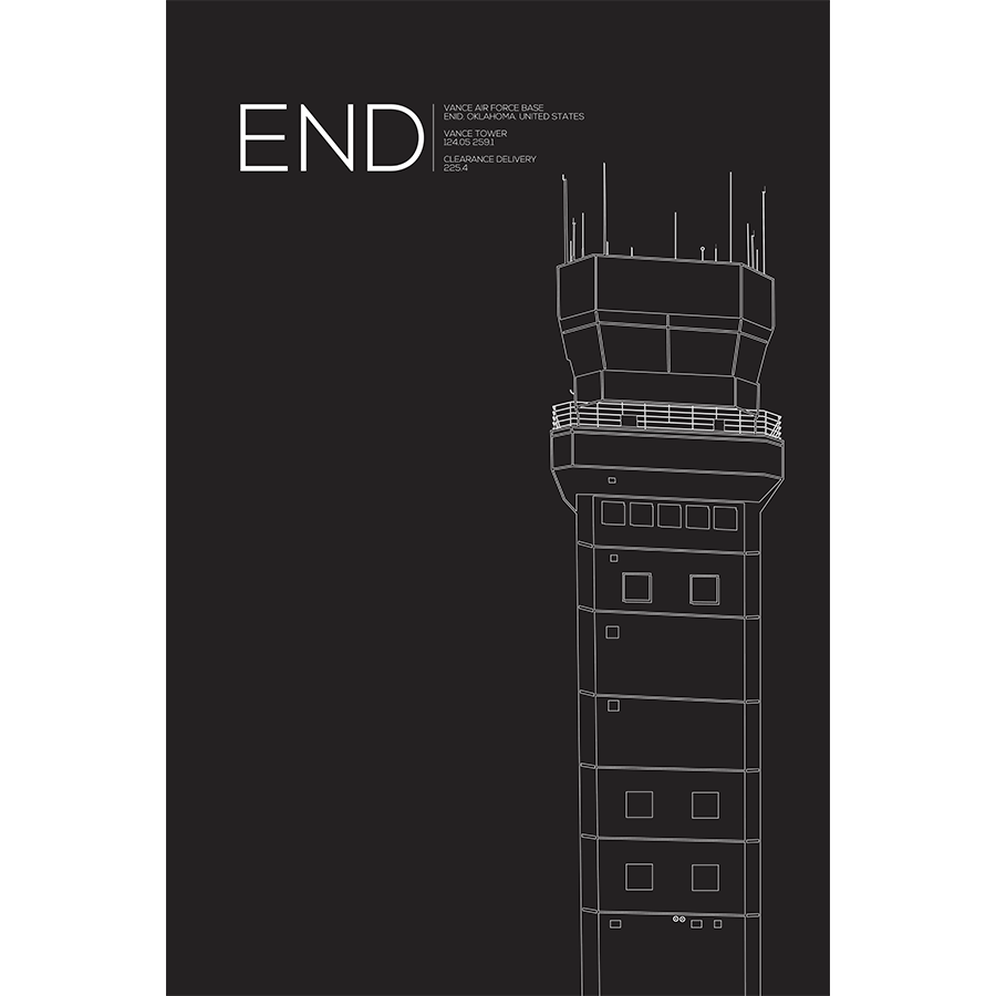 END | ENID (vance) Tower
