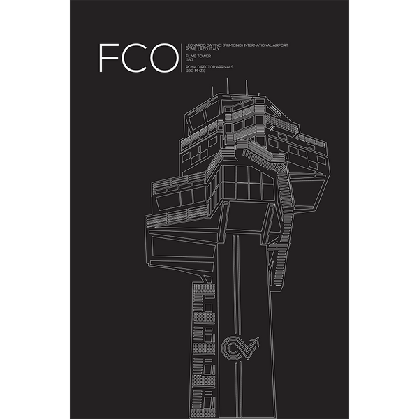 FCO | ROME Tower
