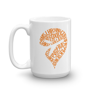 FSElite City Pin Orange Mug