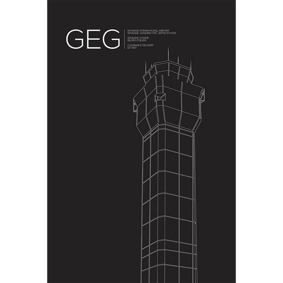 GEG | SPOKANE Tower
