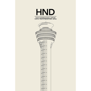 HND | TOKYO Tower