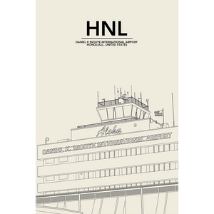 HNL | HONOLULU Tower