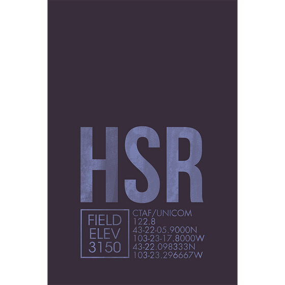 HSR ATC | Hot Springs, SD