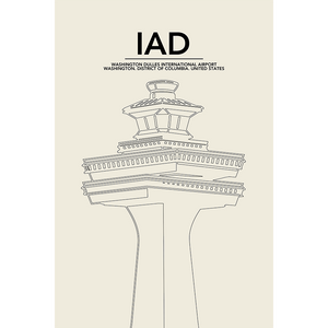 IAD | WASHINGTON DC TOWER (Retired)