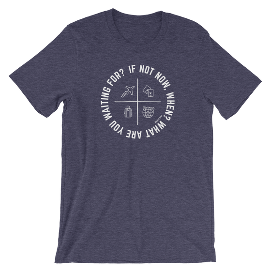 If Not Now Tee