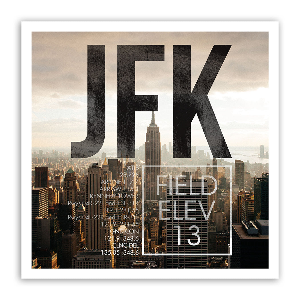 LIVE JFK | NEW YORK CITY