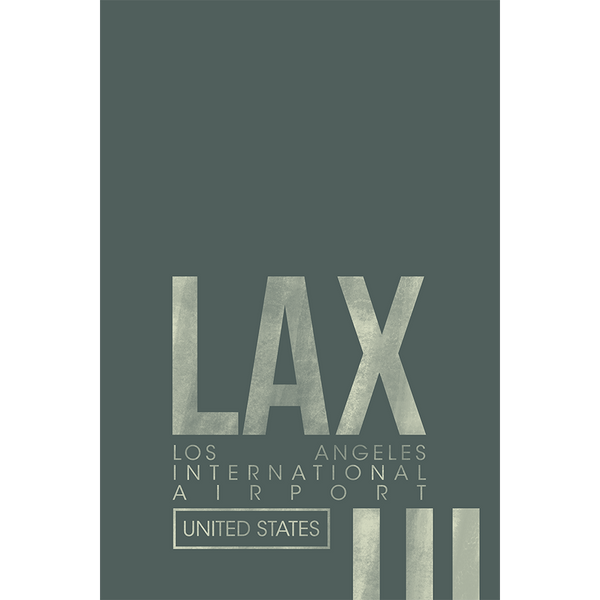 LAX CODE | LOS ANGELES