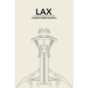 LAX | LOS ANGELES Tower