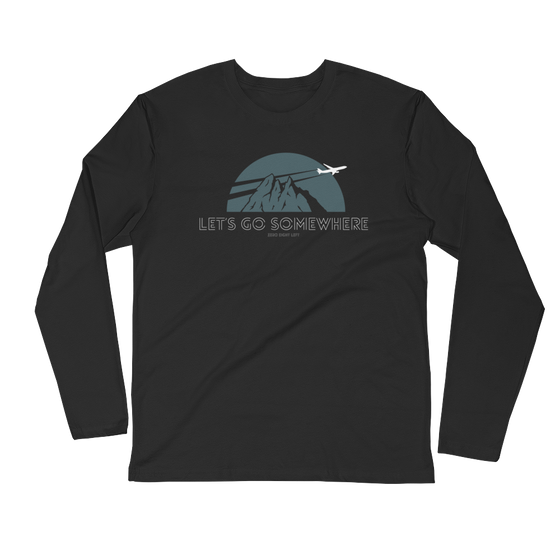 Let's Go Somewhere Long Sleeve