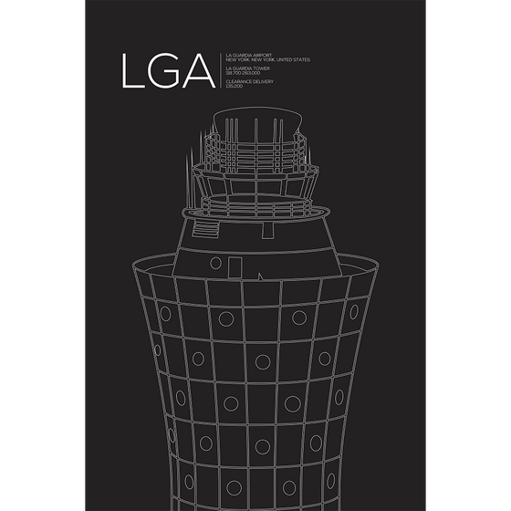 LGA | NEW YORK Tower (Retired)