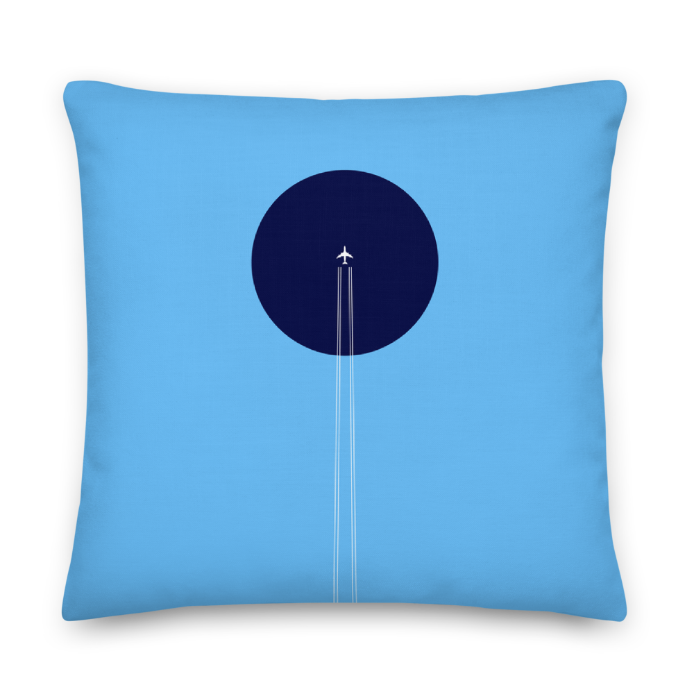Limited No. 14 Pillow