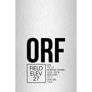 ORF ATC | NORFOLK