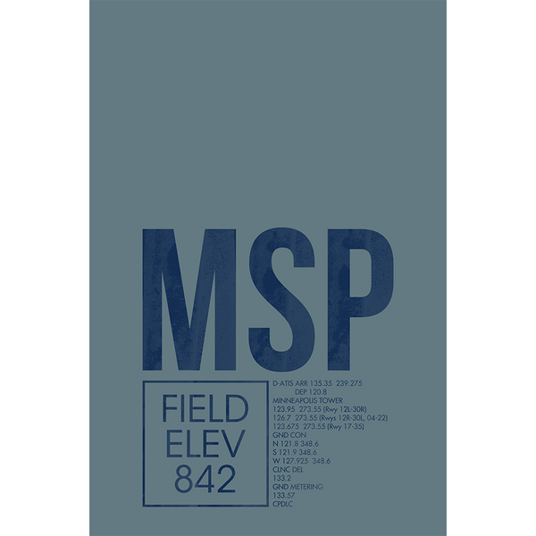 MSP ATC | MINNEAPOLIS