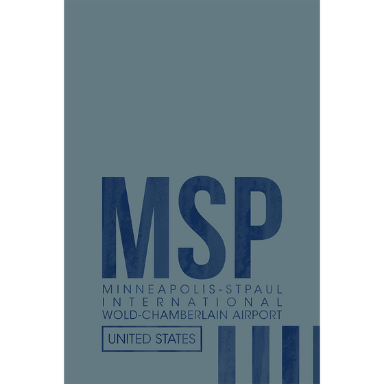 MSP CODE | Minneapolis