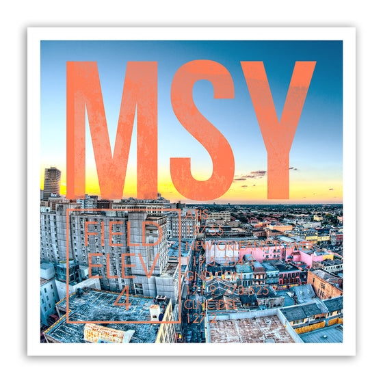LIVE MSY | NEW ORLEANS