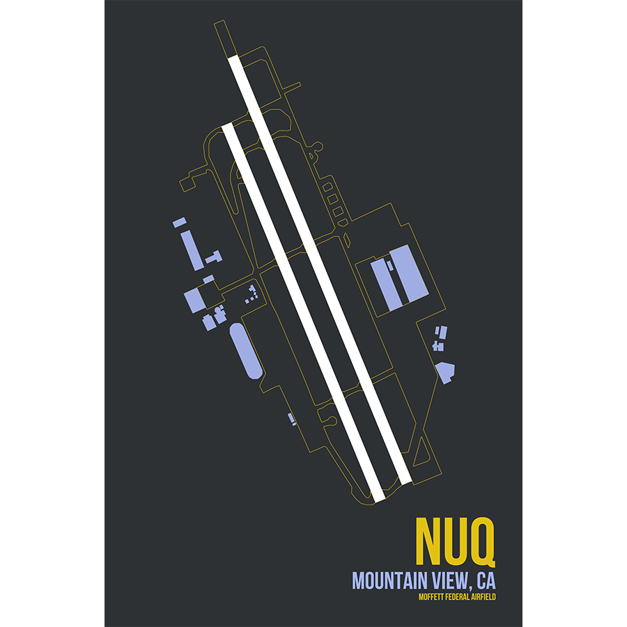 NUQ | MOFFETT FEDERAL AIRFIELD