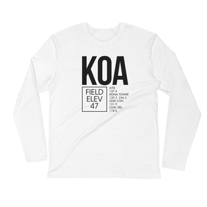 Airport (No. 1) Long Sleeve