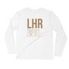 Your Airport (No. 1) Long Sleeve