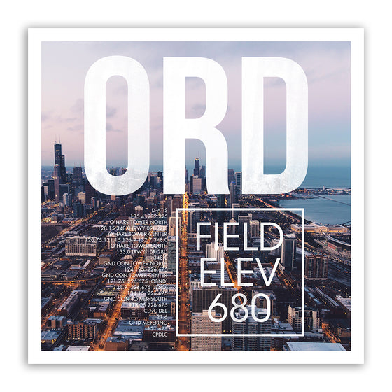 LIVE ORD | CHICAGO