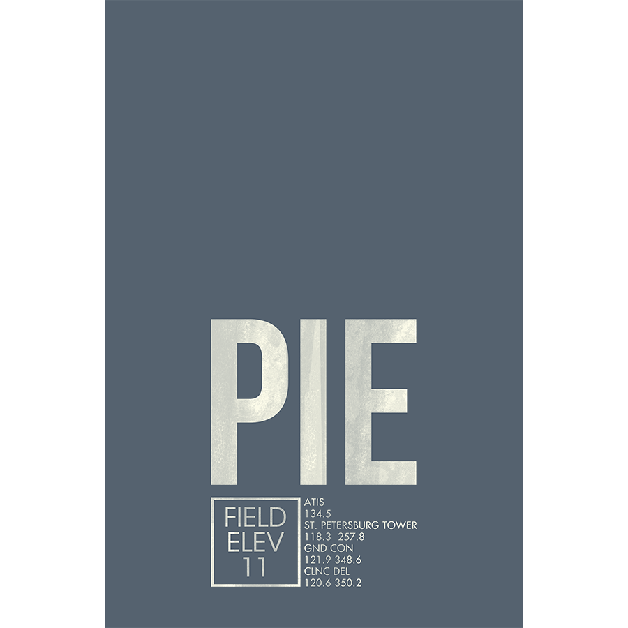 PIE ATC | ST PETERSBURG-CLEARWATER