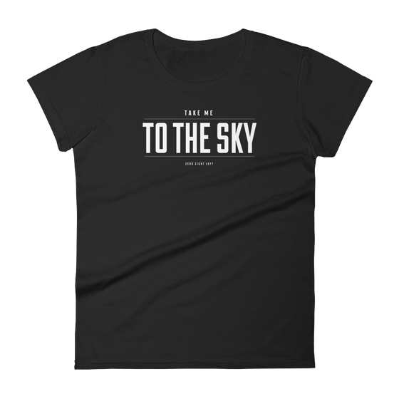 To the Sky Women's Tee