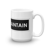 Climb and Maintain Mug