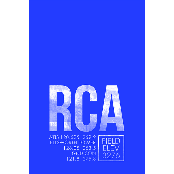 RCA ATC | ELLSWORTH AFB