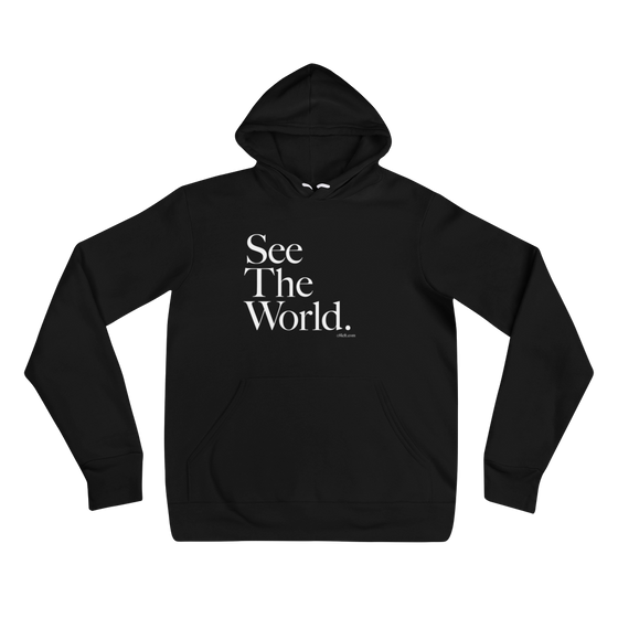 See the World Hoodie