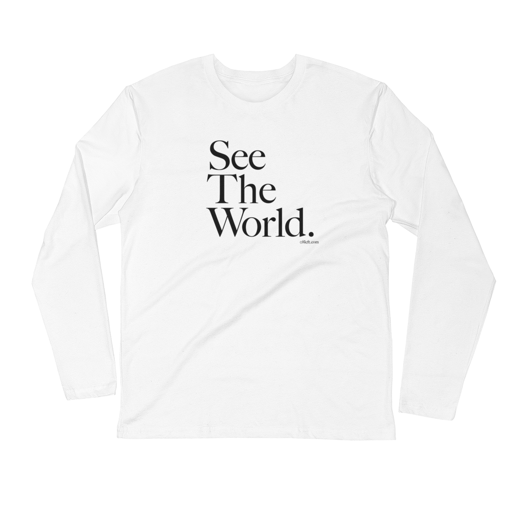 See the World Long Sleeve