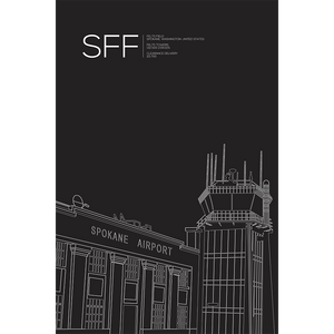SFF | SPOKANE (FELTS) Tower