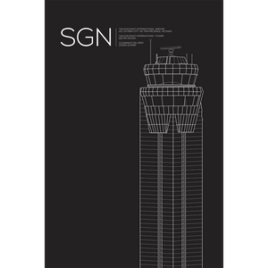 SGN | Ho Chi Minh City Tower