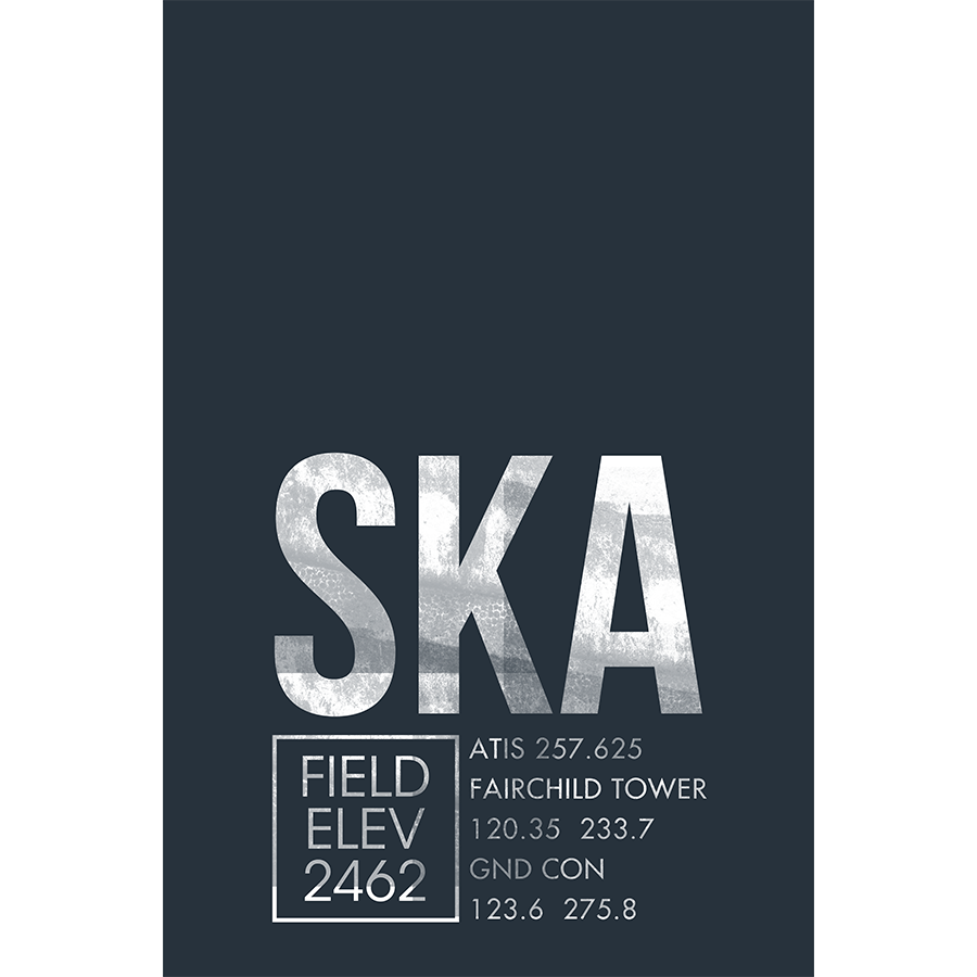 SKA ATC | FAIRCHILD AFB