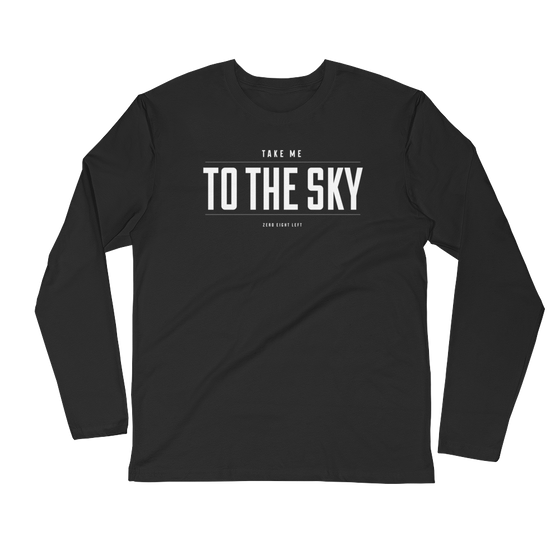 To The Sky Long Sleeve