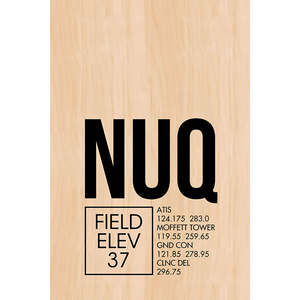 NUQ ATC | Moffett Federal Airfield