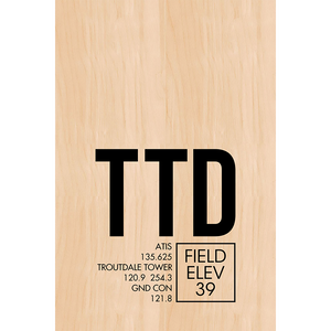 TTD ATC | TROUTDALE