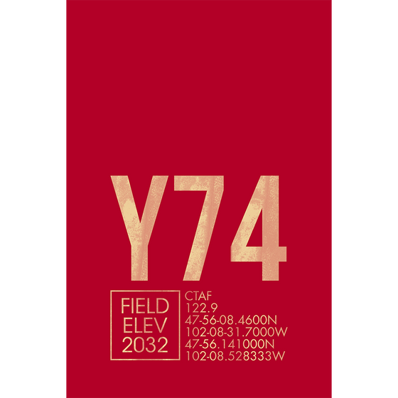 Y74 ATC | Parshall, ND