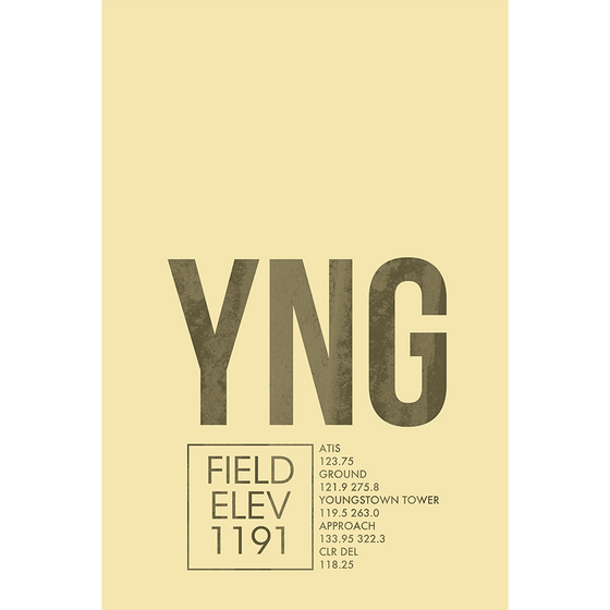 YNG ATC | Youngstown