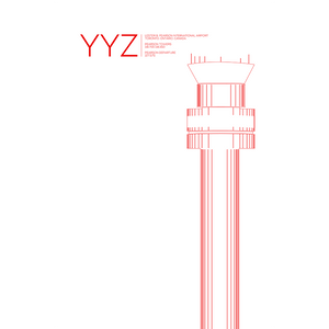 YYZ | TORONTO Tower (Apron)