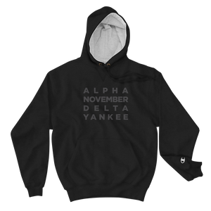 Custom Name/Text Premium Hoodie