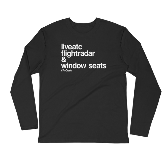 Window Seat Long Sleeve