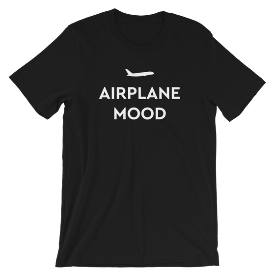 Airplane Mood Tee