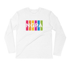 NGPA Block Long Sleeve