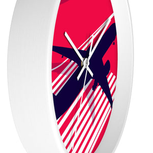 Limited No. 10 Wall Clock