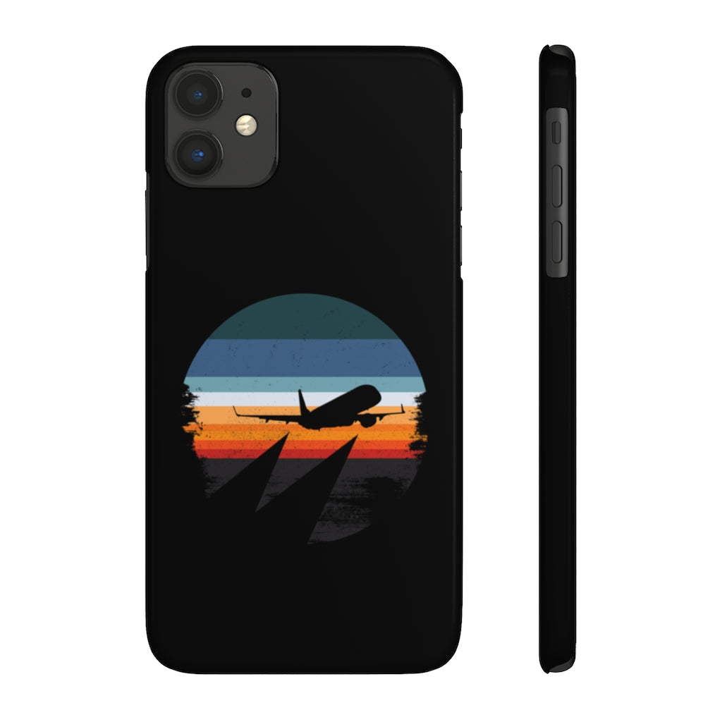 Sunset Slim Case