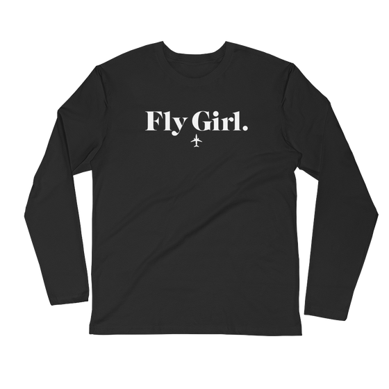 Fly Girl Long Sleeve