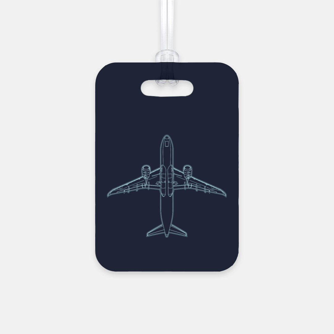 787 Luggage Tag