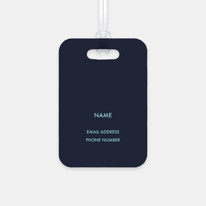 757 Luggage Tag