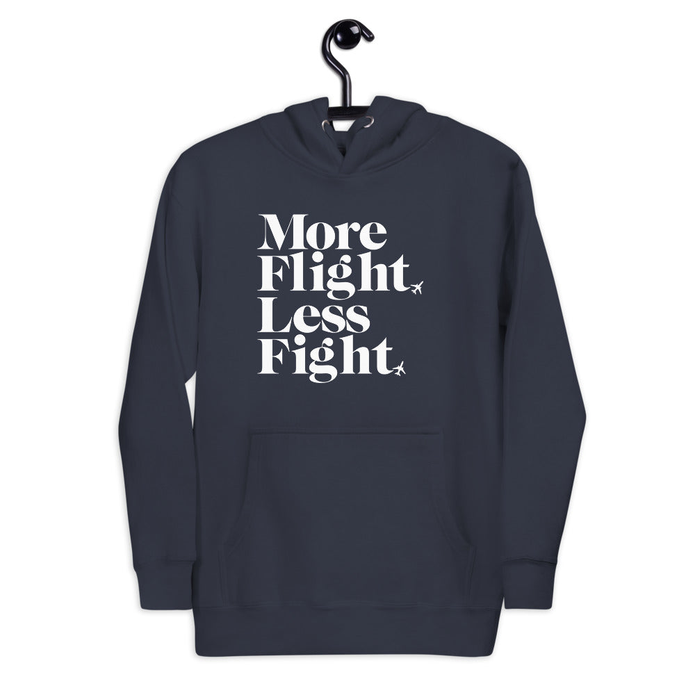 Less Fight Hoodie
