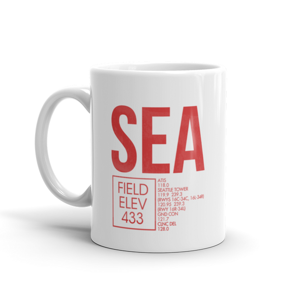 Custom Domestic ATC Red Mug